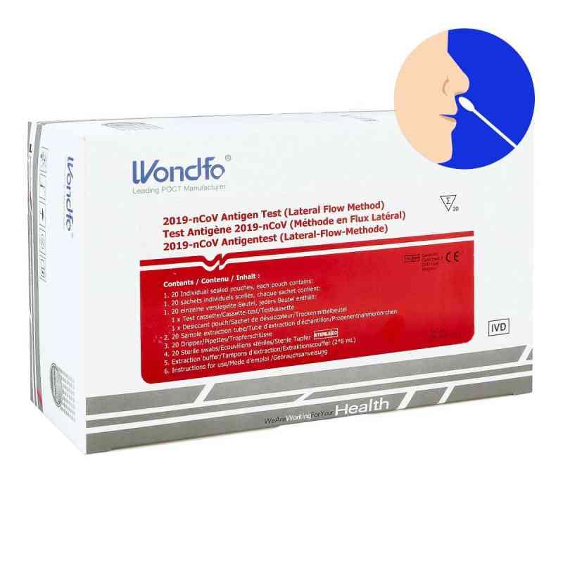 Wondfo 2019-ncov Antigen Test  bei apotheke.at bestellen