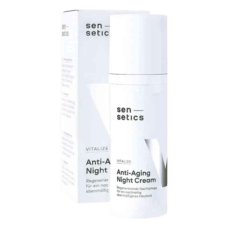Sensetics Vitalize Anti-Aging Night Cream  bei apotheke.at bestellen