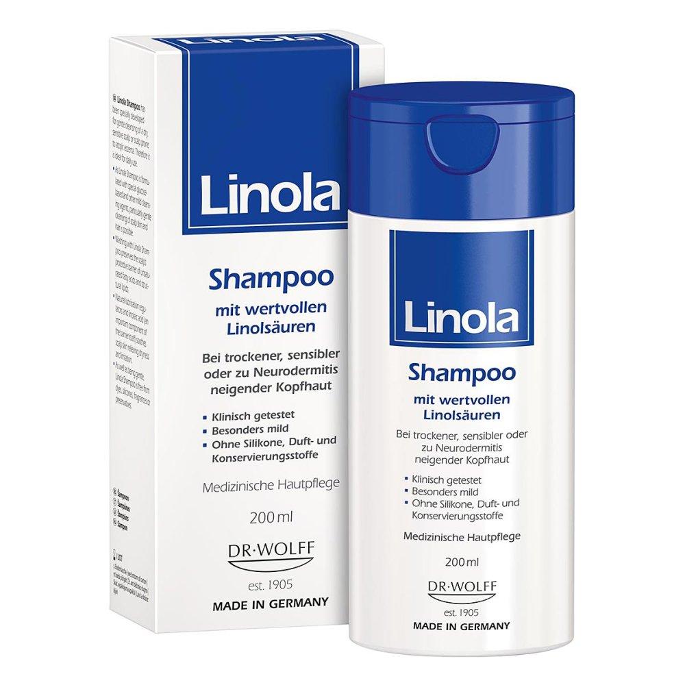 Linola Shampoo 200 Ml Apothekeat Online Versand Apotheke Im