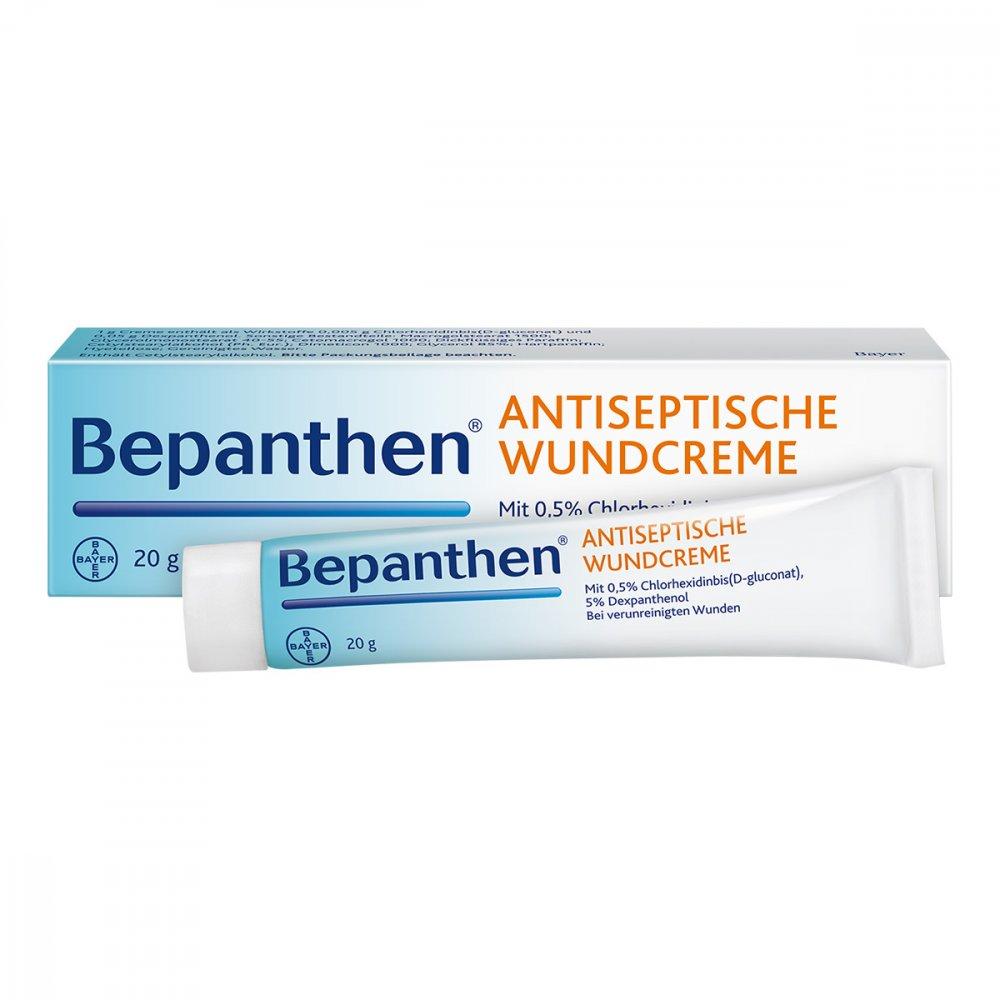 Bepanthen Antiseptische Wundcreme 20 g - günstig bei