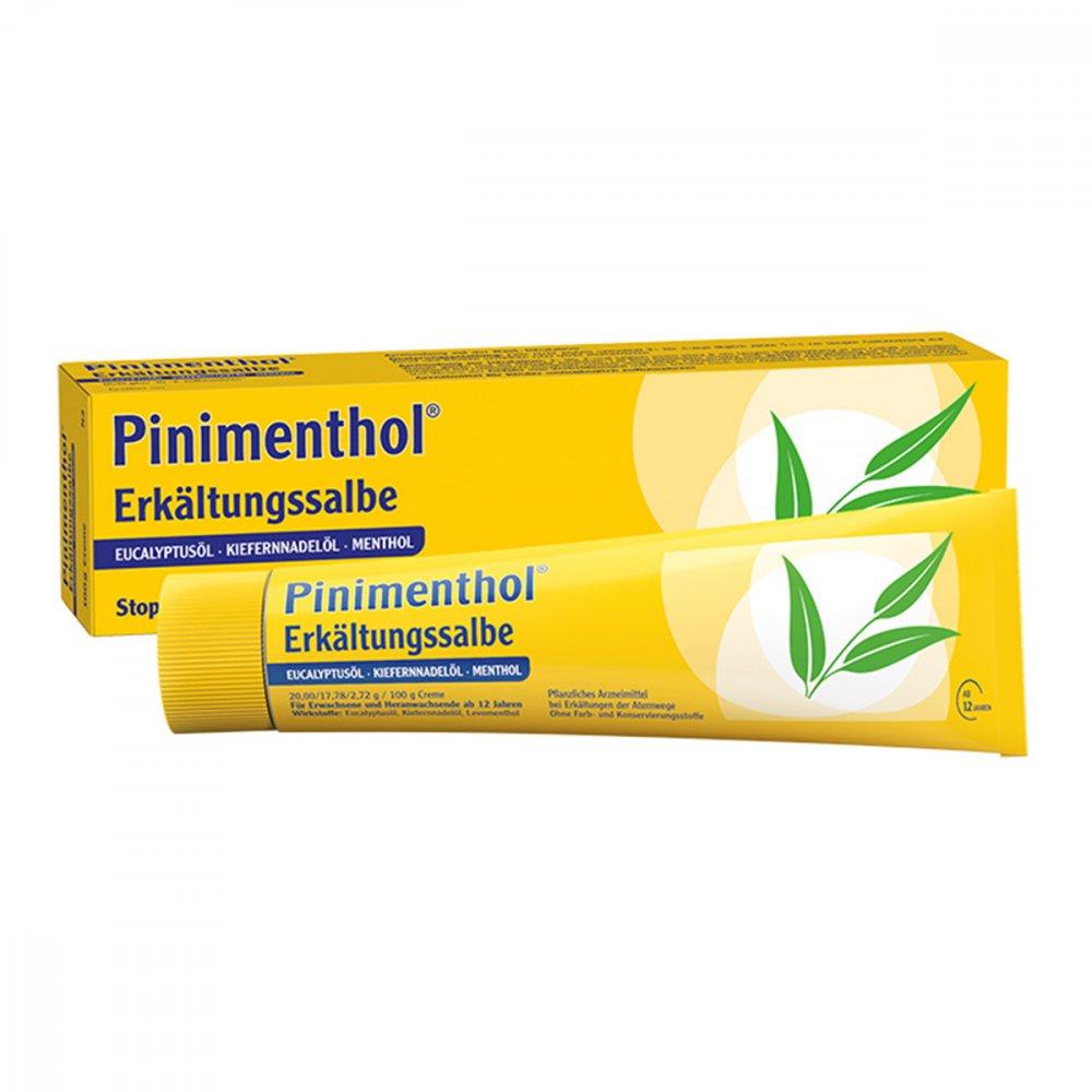 Pinimenthol In Der Schwangerschaft