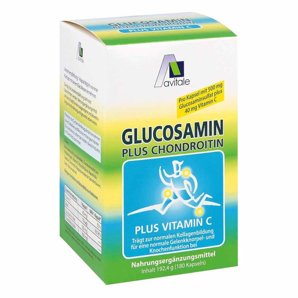 Chondroitin & Glucosamin Kapseln