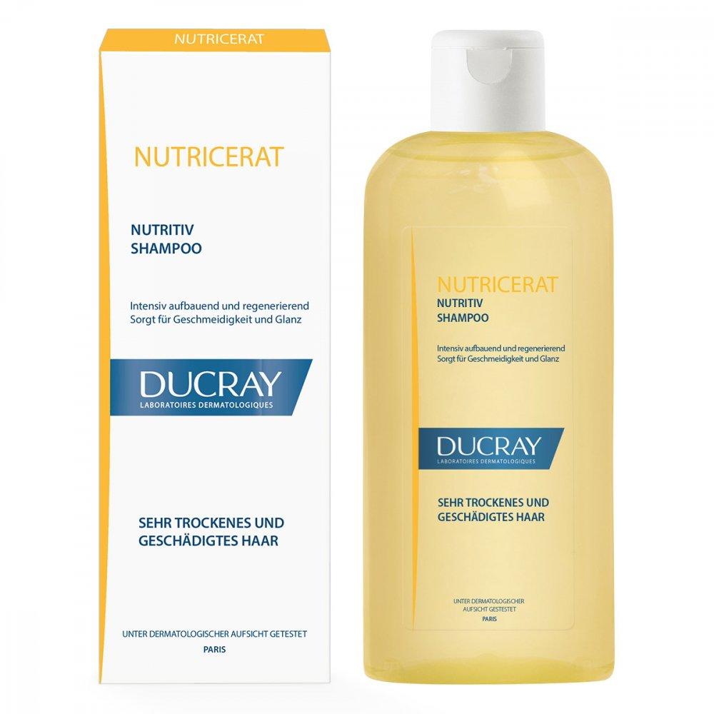 Ducray Nutricerat Nutritiv Shampoo Trockenes Haar 200 Ml