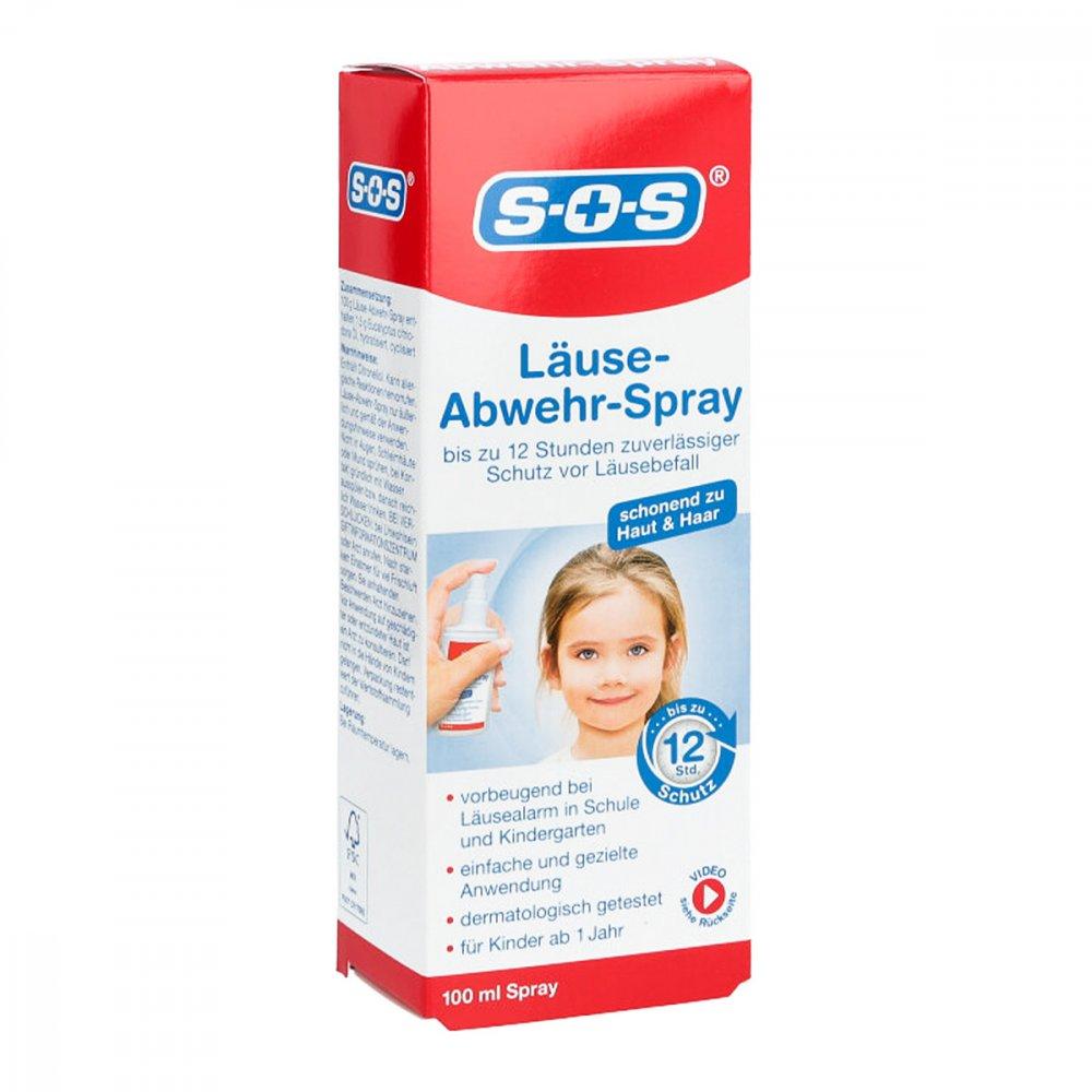 Sos Läuse Abwehr Spray Erfahrungsberichte