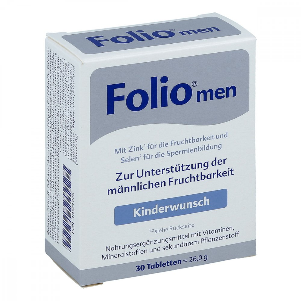 Folio Men Erfahrungen