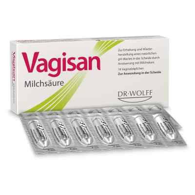 Vagisan Milchsäure Vaginalzäpfchen  bei apotheke.at bestellen