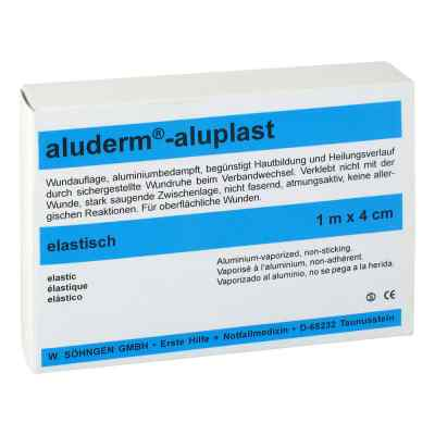 Aluderm Aluplast Wundverband pfl.1mx4cm elastisch   bei apotheke.at bestellen