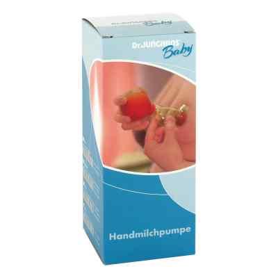 Milchpumpe Hand Kunststoffball mit Glas  bei apotheke.at bestellen