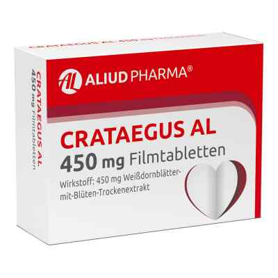 Crataegus AL 450mg  bei apotheke.at bestellen