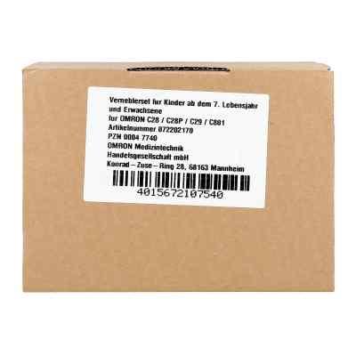 Omron Vernebler Set Erwachs.f.c801-c801kd-c28p-c29  bei apotheke.at bestellen