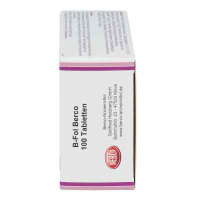 B Fol Berco Tabletten  bei apotheke.at bestellen