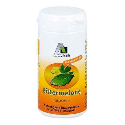 Bittermelone Kapseln 500 mg  bei apotheke.at bestellen