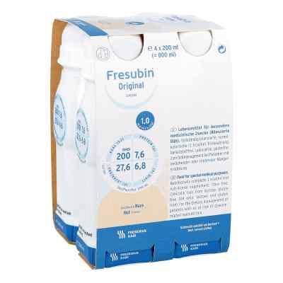 Fresubin Original Drink Nuss Trinkflasche  bei apotheke.at bestellen