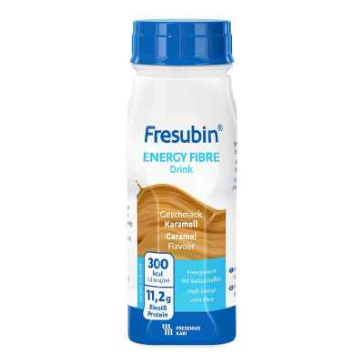 Fresubin Energy Fibre Drink Karamell Trinkflasche  bei apotheke.at bestellen