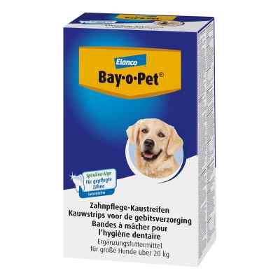 Bay O Pet Zahnpfl.kaustreif.f.gr.hunde  bei apotheke.at bestellen