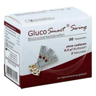 Glucosmart Swing Blutzuckerteststreifen  bei apotheke.at bestellen