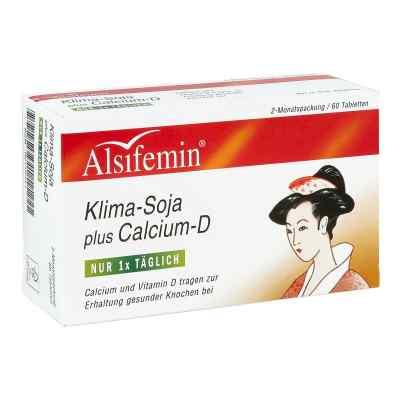 Alsifemin Klima Soja+calcium+d3 Tabletten  bei apotheke.at bestellen