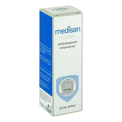 Medisan Plus Antitranspirant Deo Spray  bei apotheke.at bestellen