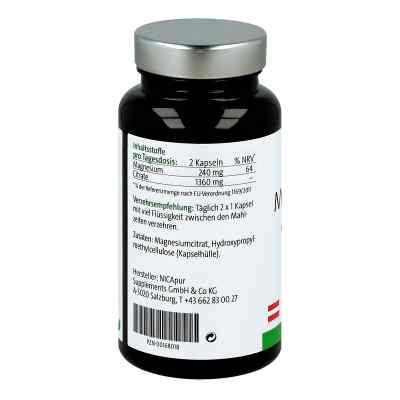 Nicapur Magnesiumcitrat 120 Kapseln  bei apotheke.at bestellen