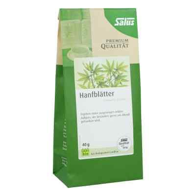 Hanfblätter Tee Bio Cannabis folium Salus  bei apotheke.at bestellen