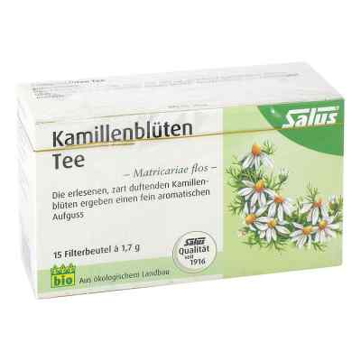 Kamillenblüten Tee Bio Matricariae flos Salus  bei apotheke.at bestellen