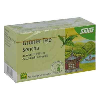 Grüner Tee bio Salus Filterbeutel  bei apotheke.at bestellen