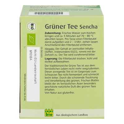 Grüner Tee bio Salus Filterbeutel Grosspackung  bei apotheke.at bestellen