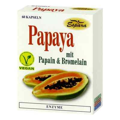 Papaya Kapseln  bei apotheke.at bestellen