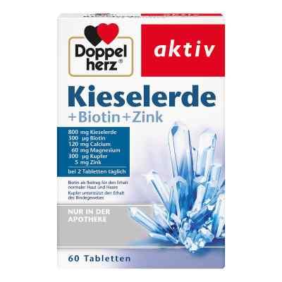 Doppelherz Kieselerde + Biotin Tabletten  bei apotheke.at bestellen