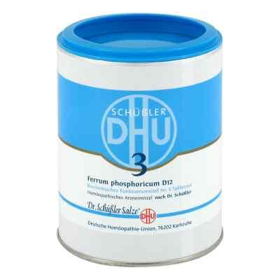 Biochemie Dhu 3 Ferrum phosphorus D12 Tabletten  bei apotheke.at bestellen