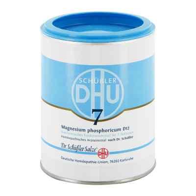 Biochemie Dhu 7 Magnesium phosphoricum D12 Tabletten  bei apotheke.at bestellen