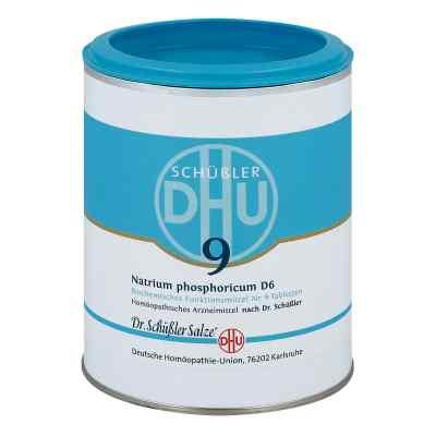 Biochemie Dhu 9 Natrium phosph. D6 Tabletten  bei apotheke.at bestellen