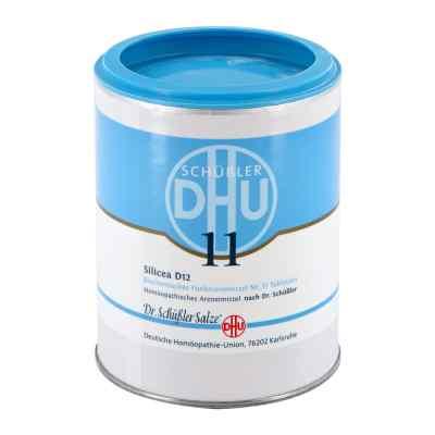 Biochemie DHU Schüßler Salz Nummer 11 Silicea D12  bei apotheke.at bestellen
