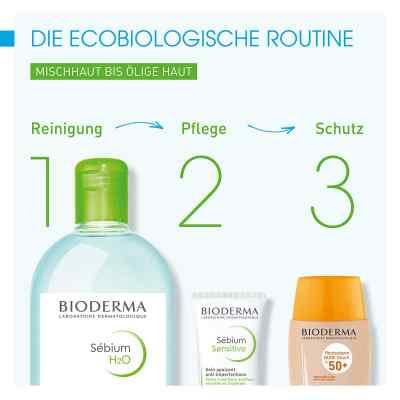 Bioderma Sebium H2o Reinigungslot.f.fette unr.Haut  bei apotheke.at bestellen