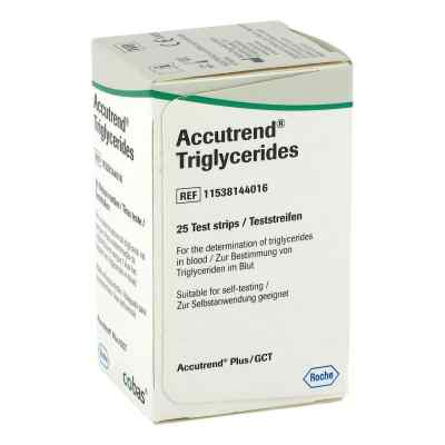 Accutrend Tg Teststreifen  bei apotheke.at bestellen