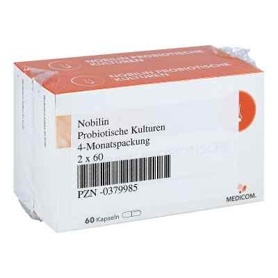 Nobilin Probiotische Kulturen Kapseln  bei apotheke.at bestellen