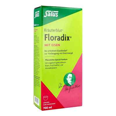 Floradix mit eisen инструкция на русском