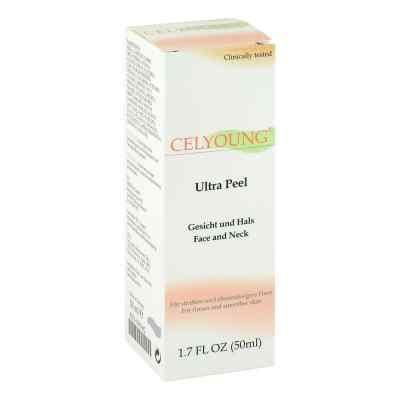 Celyoung Ultra Peel Gesicht und Hals  bei apotheke.at bestellen