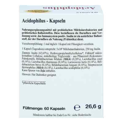 Acidophilus Kapseln  bei apotheke.at bestellen