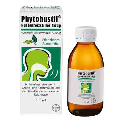 Phytohustil Hustenreizstiller Sirup bei Reizhusten  bei apotheke.at bestellen