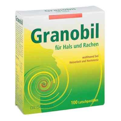 Granobil Grandel Pastillen  bei apotheke.at bestellen