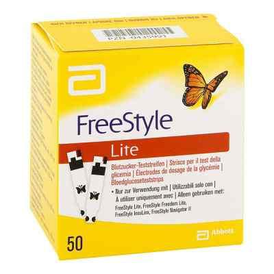 Freestyle Lite Teststreifen ohne Codieren  bei apotheke.at bestellen