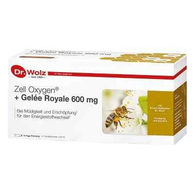 Zell Oxygen + Gelee Royale 600 mg Trinkampullen  bei apotheke.at bestellen
