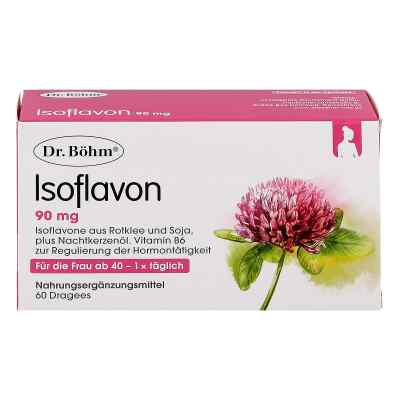 Isoflavon 90 mg Doktor  Böhm Dragees  bei apotheke.at bestellen