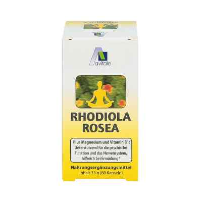 Rhodiola Rosea Kapseln 200 mg  bei apotheke.at bestellen