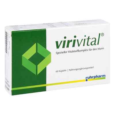 Virivital Kapseln  bei apotheke.at bestellen