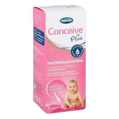 Conceive Plus Applikatoren Vaginalgel  bei apotheke.at bestellen