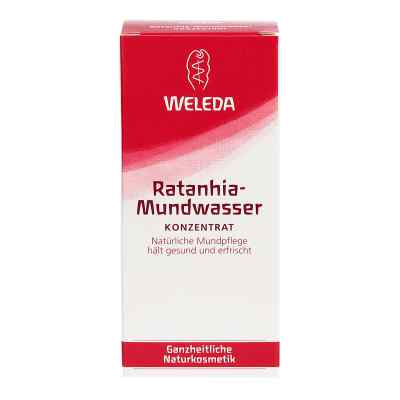Weleda Ratanhia Mundwasser  bei apotheke.at bestellen