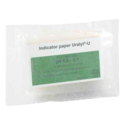 Uralyt U Indikatorpapier  bei apotheke.at bestellen