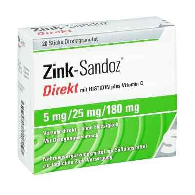 Zink Sandoz Direkt Beutel  bei apotheke.at bestellen